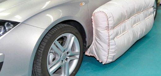 Подушки безопасности теперь будут на внешних панелях автомобилей