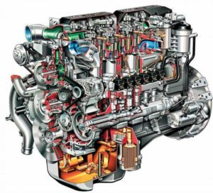 дизельний мотор