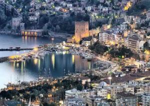 тури в Туреччину стають все більш популярними