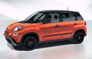 Fiat 500L хоче порадувати європейців новою версією City Cross
