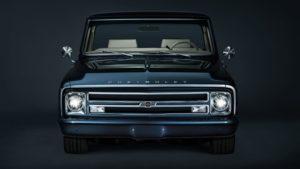 Компанія Chevrolet