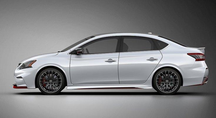 Компанія Nissan «освіжила» седан Sentra