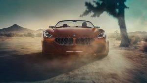 Новий BMW Z4 буде