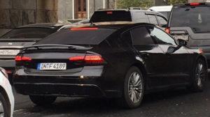 Нову Audi A7 вдалося зняти на тестах в Москві
