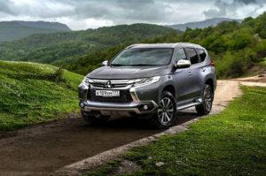 Mitsubishi продовжила гарантію на Pajero Sport