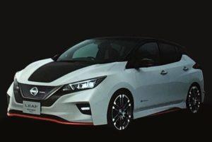 Nissan зробить електрокар Leaf схожим на спорткар